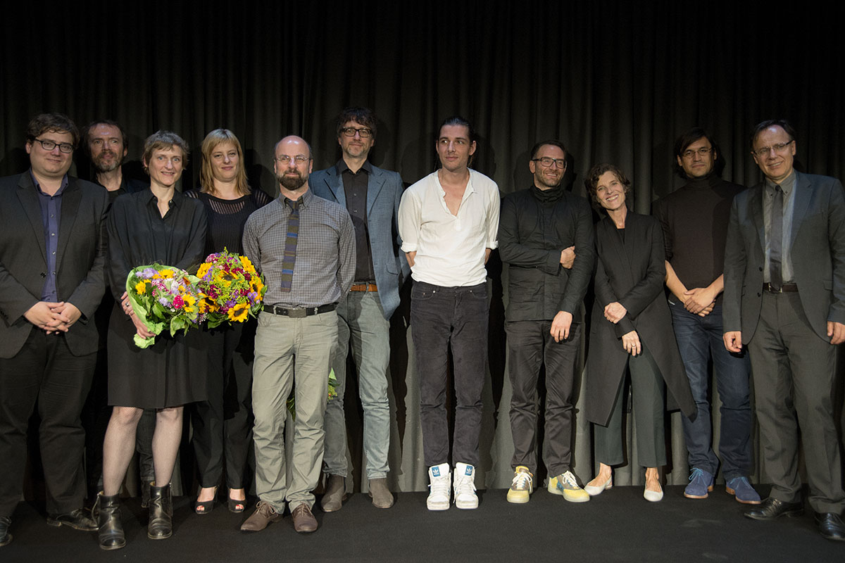 Andreas Busche und Toby Ashraf erhalten den Siegfried Kracauer Preis ...